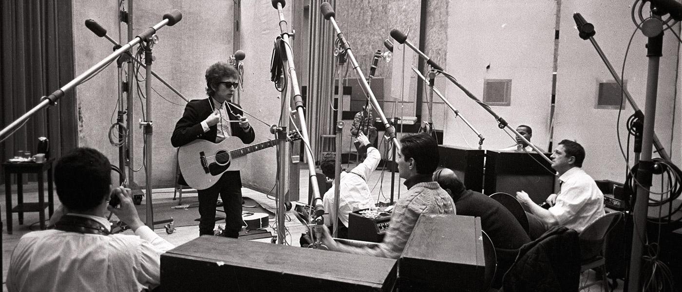 Bob Dylan @ Soundbreaking