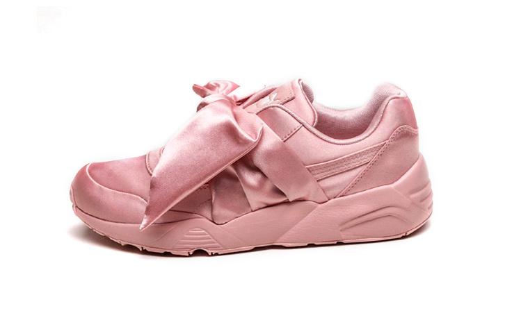 puma rosa lazo