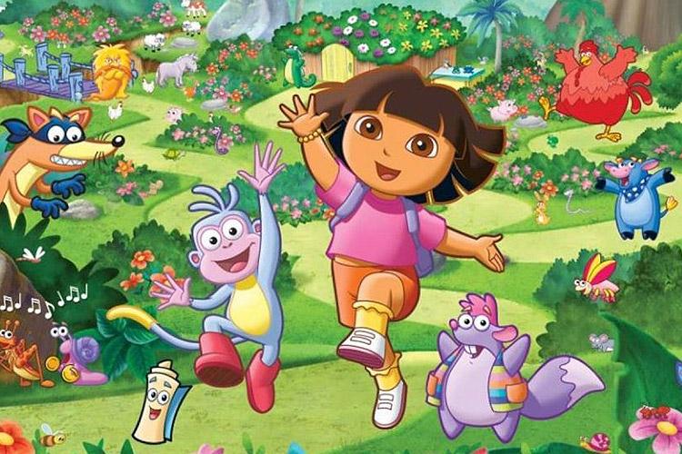 Dora La Exploradora