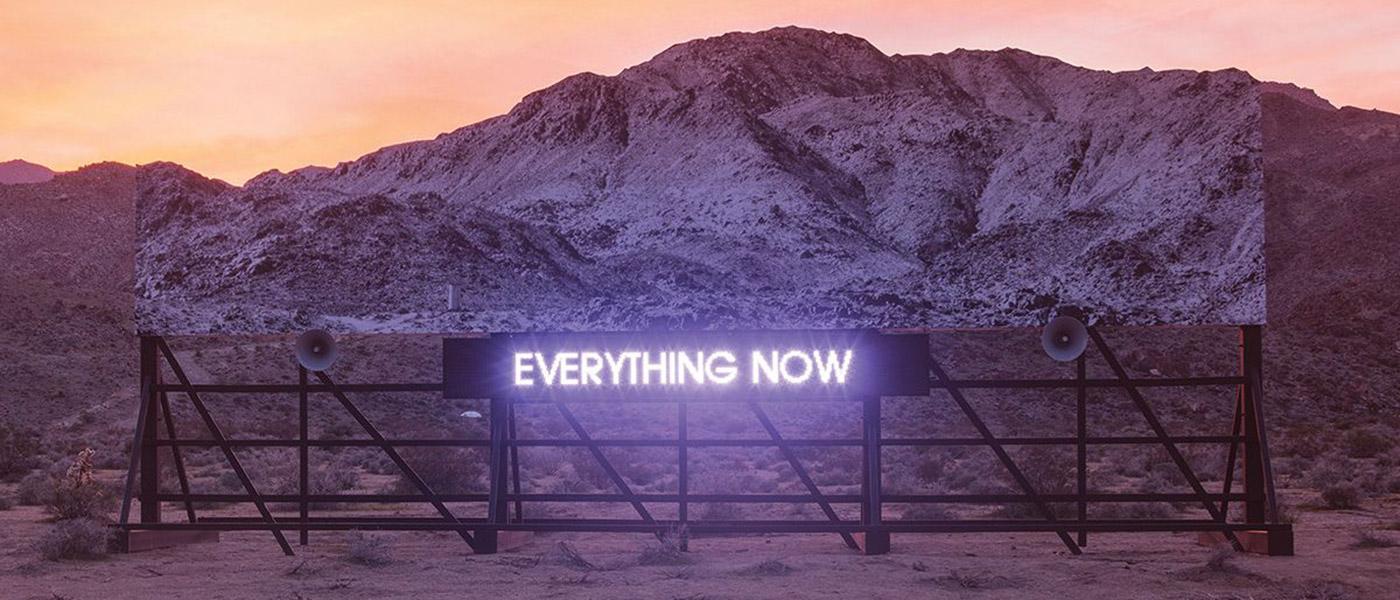 """""""Everything Now"""", de Arcade Fire"""