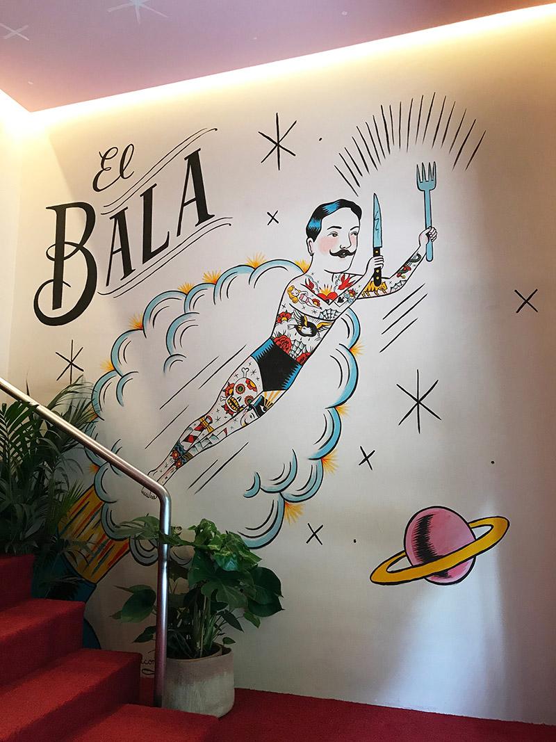 Cute El Bala