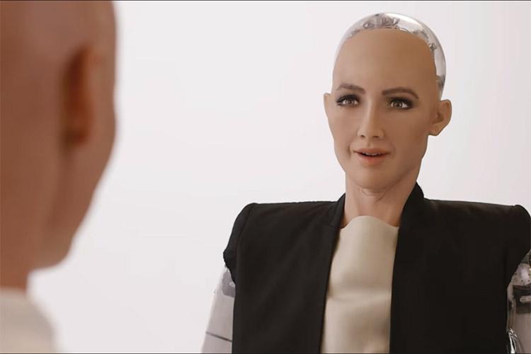 Sophia The Robot