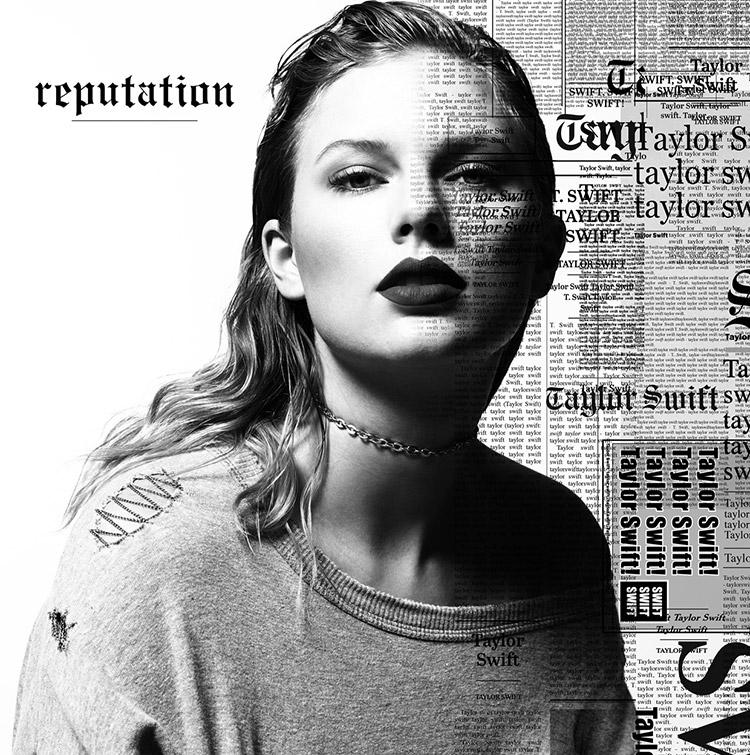 """Reputation"" de Taylor Swift"