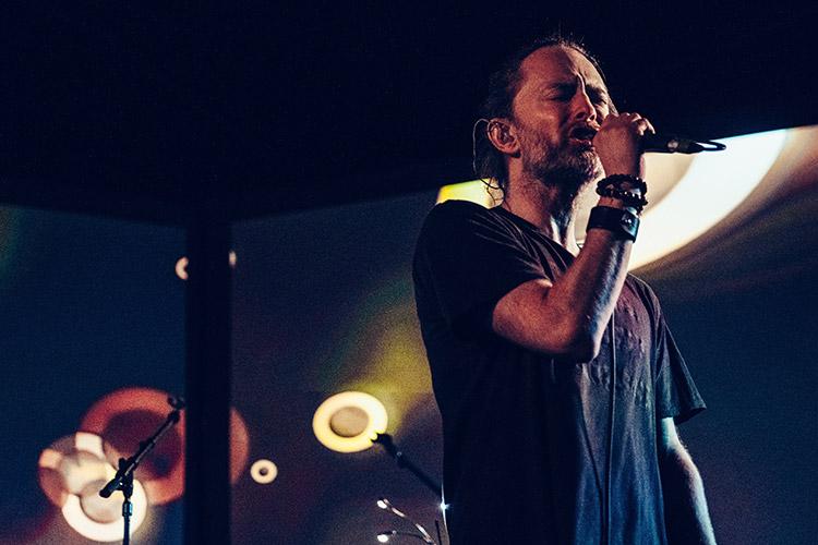 Thom Yorke @ Sónar 2018