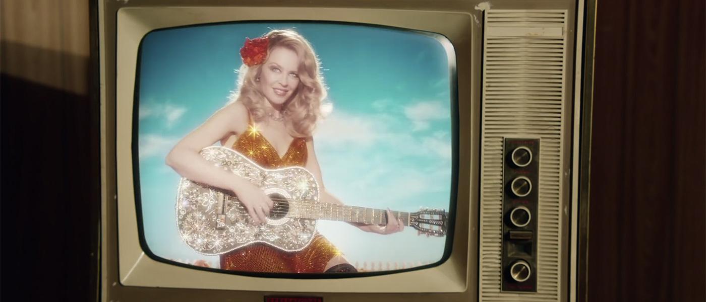 """""""Dancing"""" de Kylie Minogue"""