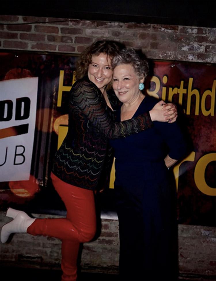 Marc Jacobs cumpleaños sorpresa