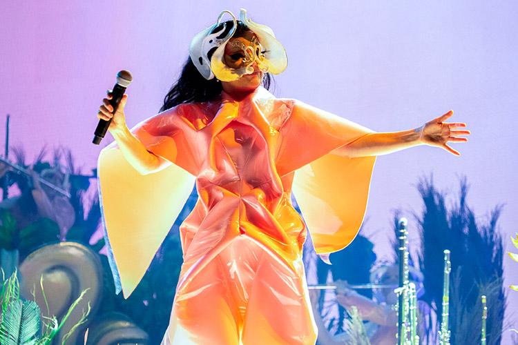Björk @ Primavera Sound 2018