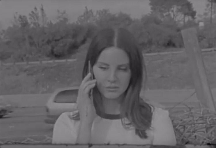"""""""Mariners Apartment Complex"""" de Lana del Rey"""