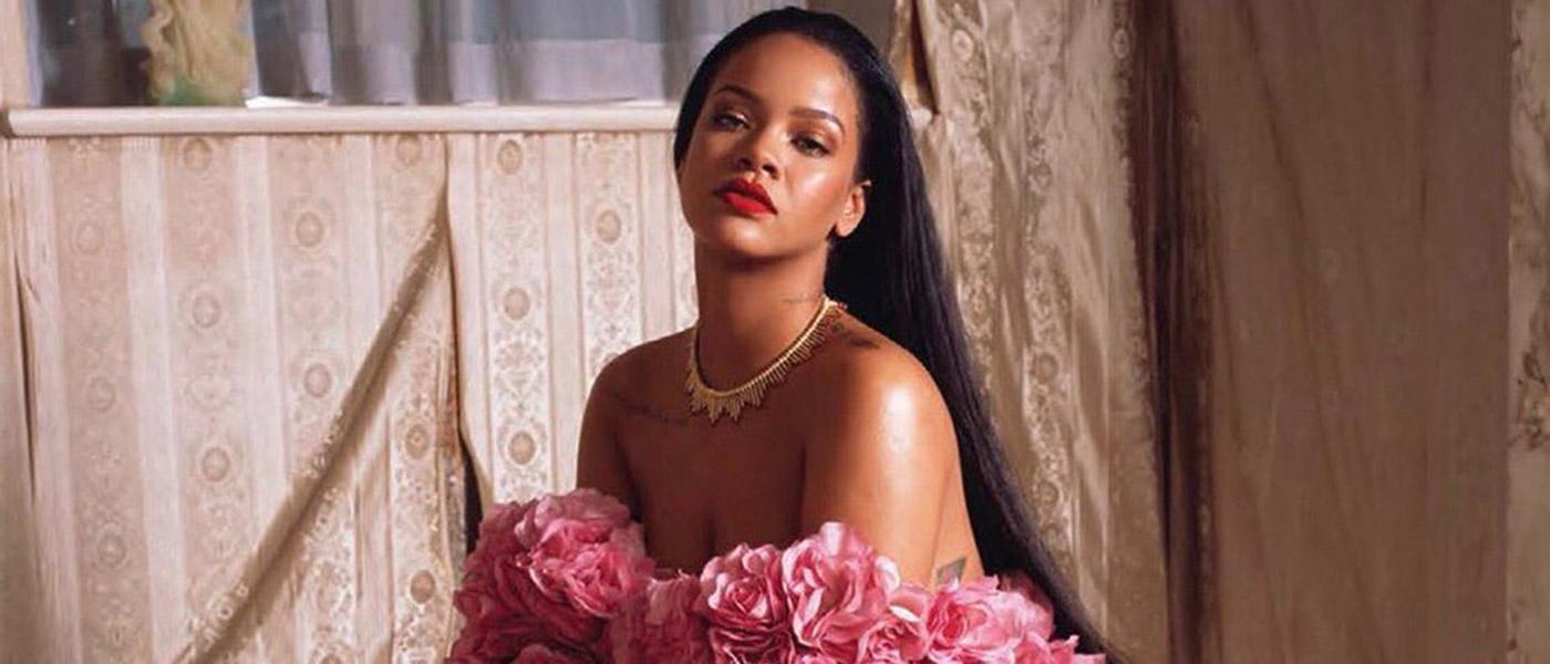 Rihanna @ Garage