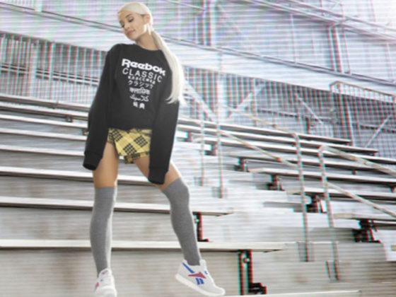 Ariana Grande x Reebok